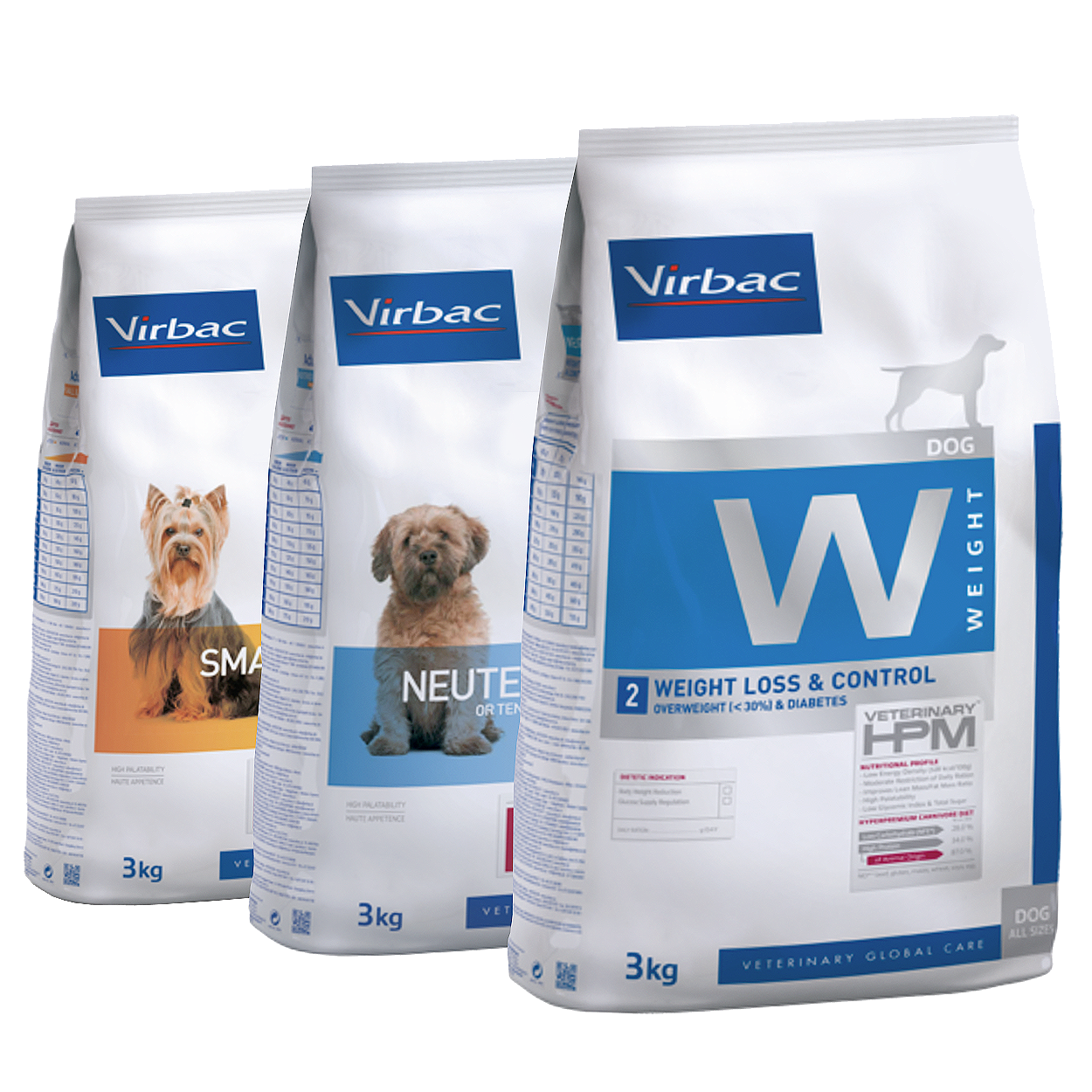 Virbac food available to buy at Pattenden Vets.