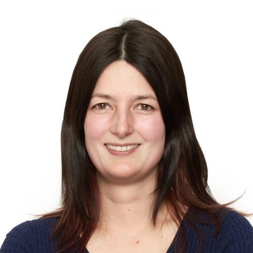 Charlene Hall. Hydrotherapist at Pattenden Vets in Marden, Kent.