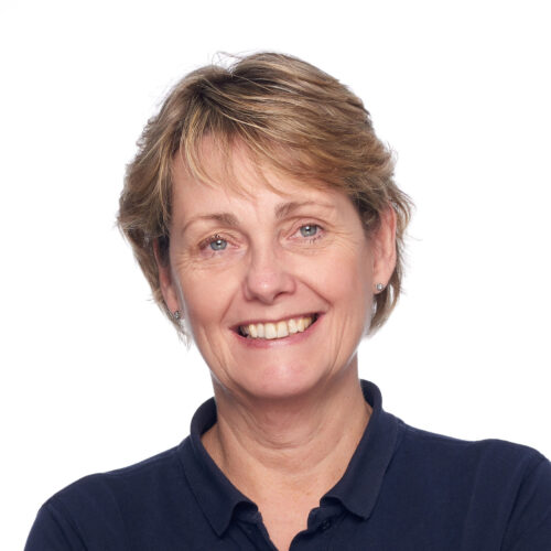 Janet Clark. Director and practice manager at Pattenden Vets in Marden, Kent.
